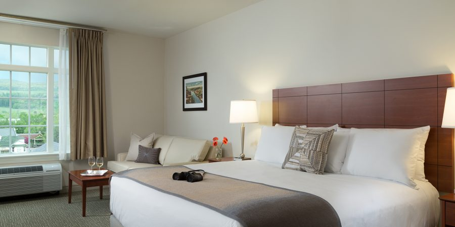 Hotel Anthracite_King Room