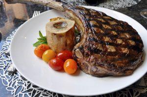 bone in steak