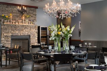 Kol Steakhouse at Hotel Anthracite